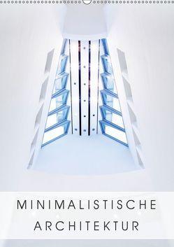 Minimalistische Architektur (Wandkalender 2019 DIN A2 hoch) von Jelen,  Hiacynta