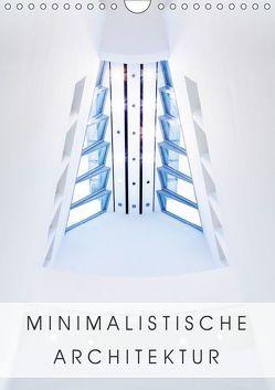 Minimalistische Architektur (Wandkalender 2019 DIN A4 hoch) von Jelen,  Hiacynta