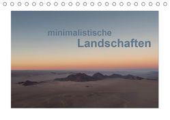 minimalistische LandschaftenAT-Version (Tischkalender 2019 DIN A5 quer) von Steiner,  Gabi