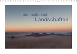 minimalistische LandschaftenAT-Version (Wandkalender 2019 DIN A3 quer) von Steiner,  Gabi