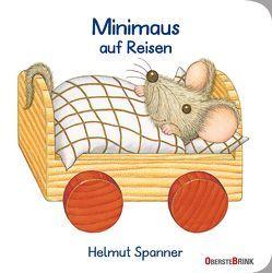 Minimaus auf Reisen von Spanner,  Helmut
