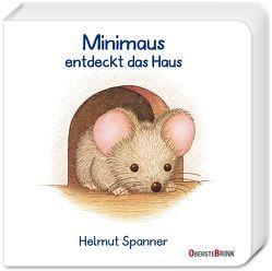 Minimaus entdeckt das Haus von Spanner,  Helmut