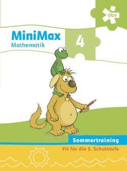 MiniMax Sommertraining 4 von Cermak,  Ursula, Novy,  Heidi, Waldmann,  Nuschin
