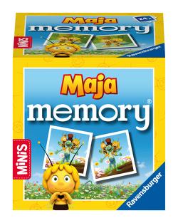 Minis: Biene Maja memory® von Hurter,  William H.