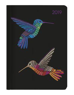Minitimer Style Kolibri 2019 von ALPHA EDITION