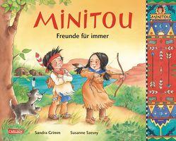 Minitou: Freunde für immer von Grimm,  Sandra, Szesny,  Susanne