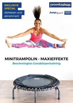 MINITRAMPOLIN – MAXIEFFEKTE von Haltenhoff,  Angelika