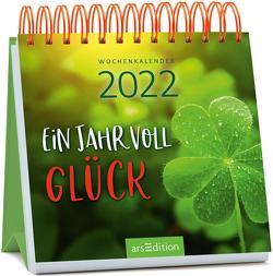 Miniwochenkalender Ein Jahr voll Glück 2022