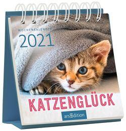 Miniwochenkalender Katzenglück 2021