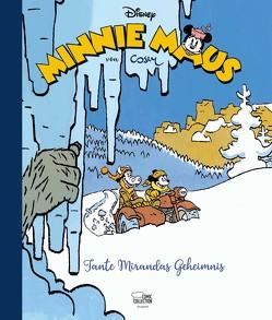 Minnie Maus – Tante Mirandas Geheimnis von Cosey, Disney,  Walt, Pröfrock,  Ulrich