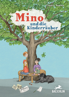 Mino und die Kinderräuber von Supino,  Franco, Wolfermann,  Iris