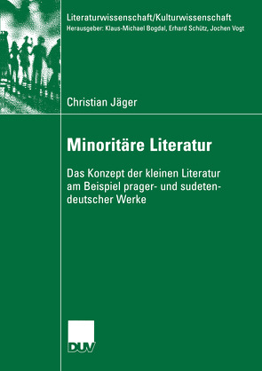 Minoritäre Literatur von Jaeger,  Christian