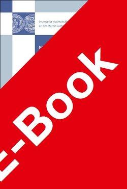 MINT und Med. in der DDR von Pasternack,  Peer