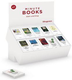 Minute Books Box 1 von Diverse,  Autoren