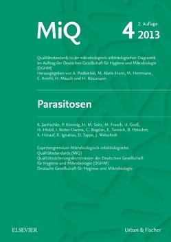 MIQ 04: Parasitosen von Gatermann,  Sören G., Janitschke,  Klaus, Lütticken,  Rudolf, Mauch,  Harald