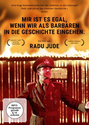 MIR IST ES EGAL, WENN WIR ALS BARBAREN IN DIE GESCHICHTE EINGEHEN. von Jude,  Radu