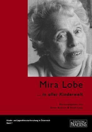 Mira Lobe von Lexe,  Heidi, Seibert,  Ernst