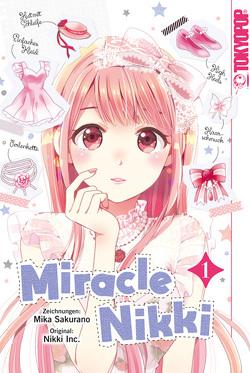 Miracle Nikki 01 von Sakurano,  Mika
