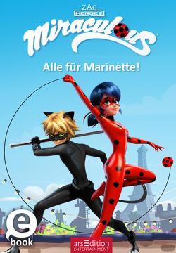Miraculous – Alle für Marinette!