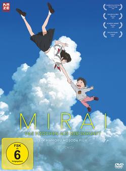 Mirai – Das Mädchen aus der Zukunft – DVD – Deluxe Edition (Limited Edition) von Hosoda,  Mamoro