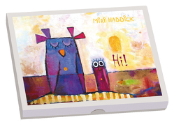 Miri-GrußkartenKästchen von Haddick,  Miri