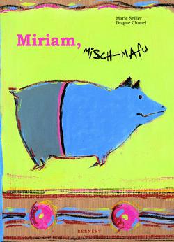 Miriam, MISCH-MAFU von CHANEL,  Diagne, Sellier,  Marie