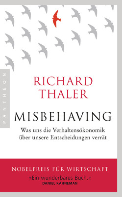 Misbehaving von Schmidt,  Thorsten, Thaler,  Richard