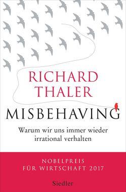 Misbehaving von Schmidt,  Thorsten, Thaler,  Richard