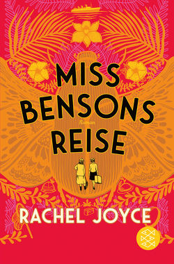 Miss Bensons Reise von Andreas-Hoole,  Maria, Joyce,  Rachel