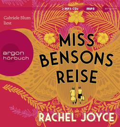 Miss Bensons Reise von Andreas,  Maria, Blum,  Gabriele, Joyce,  Rachel
