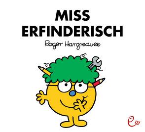 Miss Erfinderisch von Buchner,  Lisa, Hargreaves,  Roger