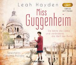 Miss Guggenheim von Hayden,  Leah, Puciata,  Christina
