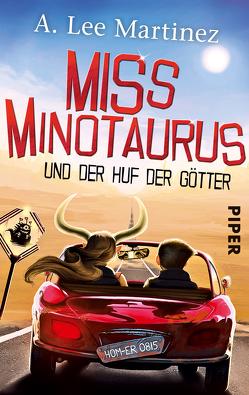 Miss Minotaurus von Gerwig,  Karen, Martinez,  A. Lee