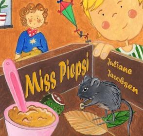 Miss Piepsi von Jacobsen,  Juliane, Verlag,  Elvea