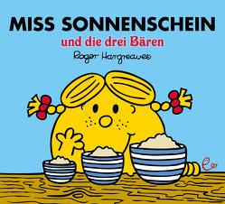 Miss Sonnenschein und die drei Bären von Buchner,  Lisa, Hargreaves,  Roger