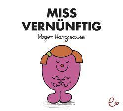 Miss Vernünftig von Buchner,  Lisa, Hargreaves,  Roger