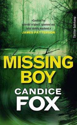 Missing Boy von Fox,  Candice