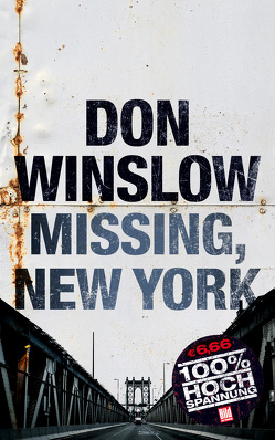 Missing. New York von Winslow,  Don