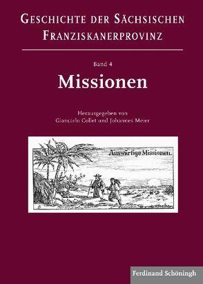 Missionen von Collet,  Giancarlo, Meier,  Johannes
