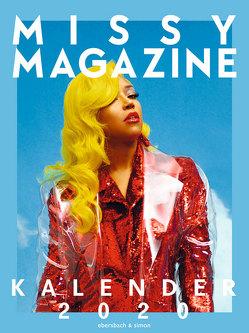 MISSY Magazine Kalender 2020 von Lohaus,  Stefanie