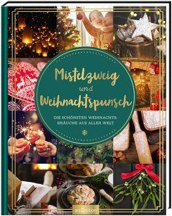 Mistelzweig und Weihnachtspunsch von Teimer,  Katharina