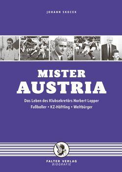 Mister Austria von Skocek,  Johann