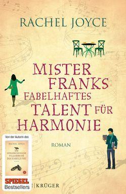 Mister Franks fabelhaftes Talent für Harmonie von Joyce,  Rachel
