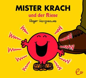 Mister Krach und der Riese von Buchner,  Lisa, Hargreaves,  Roger