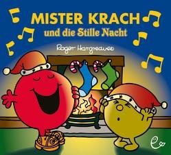 Mister Krach und die Stille Nacht von Buchner,  Lisa, Hargreaves,  Roger