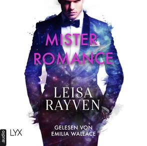 Mister Romance von Pilz,  Wiebke, Rayven,  Leisa, Restemeier,  Nina, Wallace,  Emilia