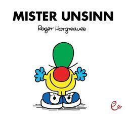 Mister Unsinn von Buchner,  Lisa, Hargreaves,  Roger