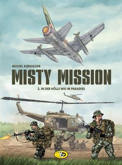 Misty Mission #2 von Eschey,  Patricia, Koeniguer,  Michel
