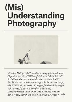 (Mis)Understanding Photography von Museum Folkwang,  Museum
