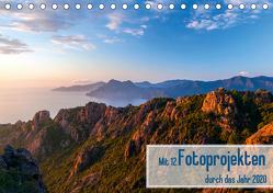 Mit 12 Fotoprojekten durch das Jahr (Tischkalender 2020 DIN A5 quer) von Webeler,  Janita